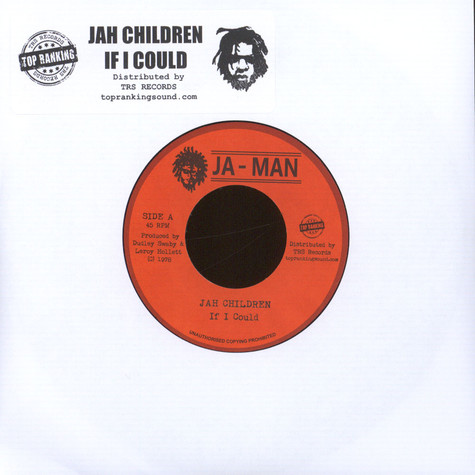 Jah Children - If I Could