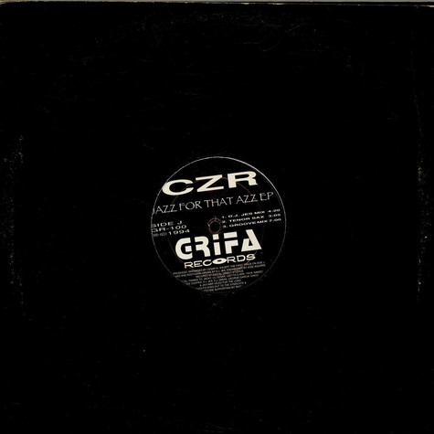 CZR - Jazz For That Azz EP