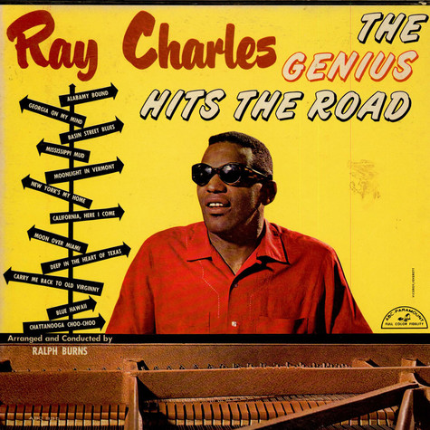 Ray Charles - The Genius Hits The Road