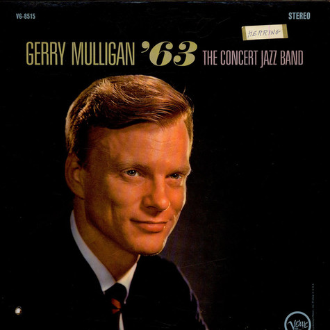 Gerry Mulligan & The Concert Jazz Band - Gerry Mulligan '63