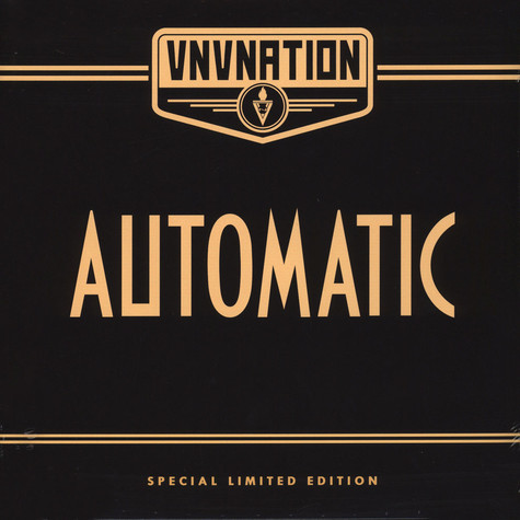 VNV Nation - Automatic Limited Edition