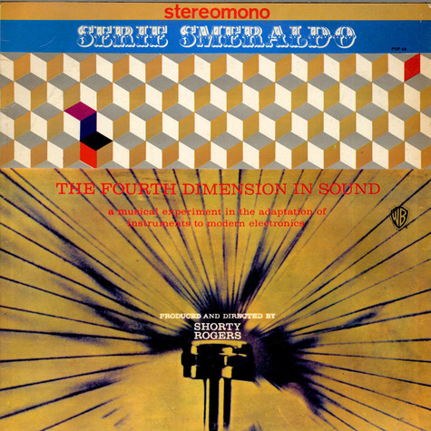Shorty Rogers - The Fourth Dimension In Sound