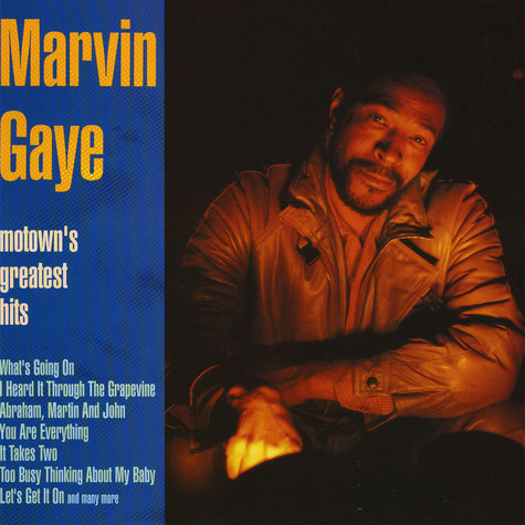 Marvin Gaye - Motown's Greatest Hits