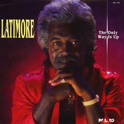 Latimore - The Only Way Is Up