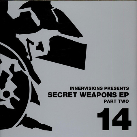 V.A. - Secret Weapons EP (Part Two)