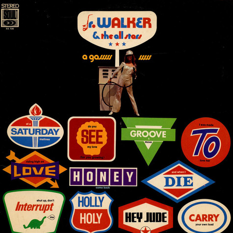 Junior Walker & The All Stars - A Gasssss
