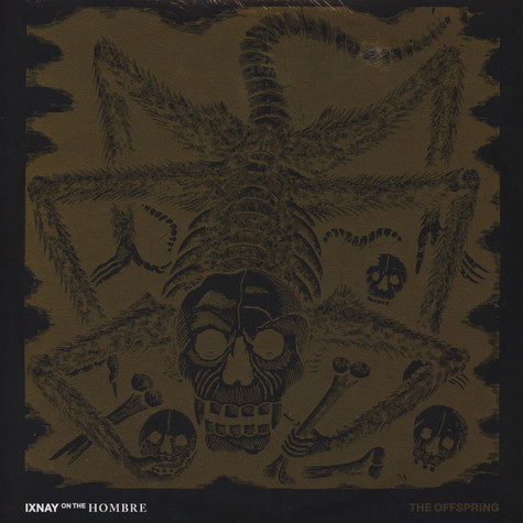 Offspring, The - Ixnay On The Hombre 20th Anniversary Gold Vinyl Edition