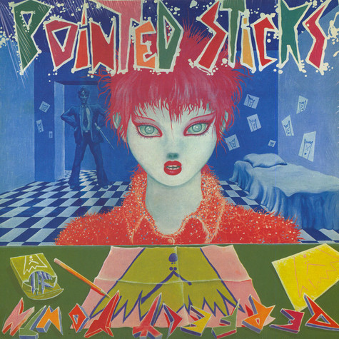 Pointed Sticks - Perfect Youth