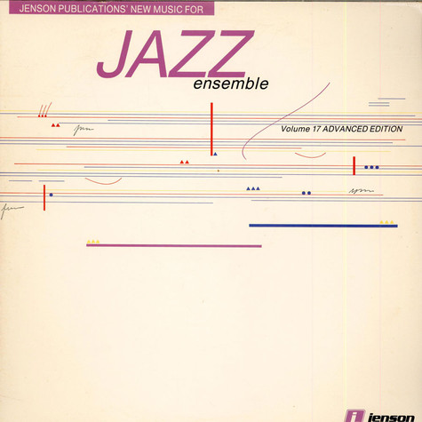 No Artist - Jazz Ensemble - Advanced Edition Vol. 19