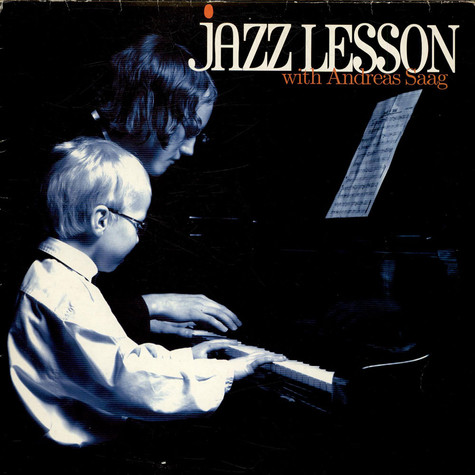 Andreas Saag - Jazz Lesson