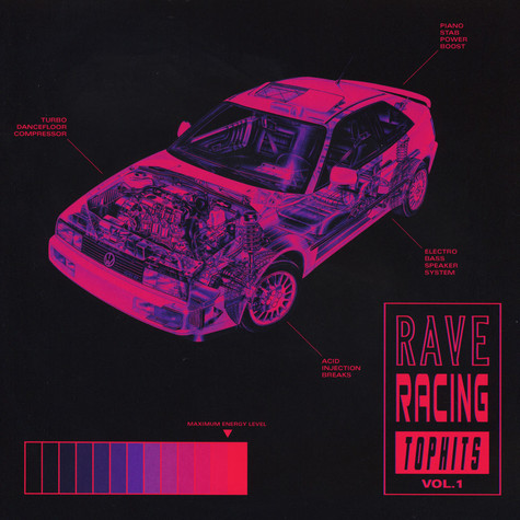 OIWA - Rave Racing Top Hits Volume 1