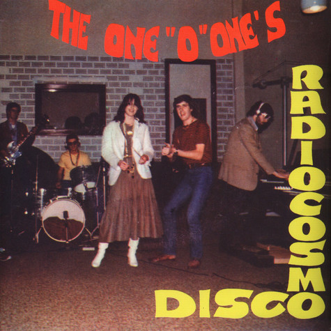 "One ""O"" Ones, The - Radio Cosmo Disco"