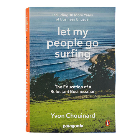 Patagonia - Let My People Go Surfing (Revised Edition - Paperback)