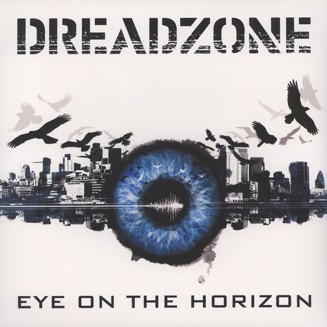 Dreadzone - Eye On The Horizon Black Vinyl Edition