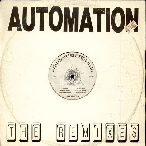 Automation - The Remixes