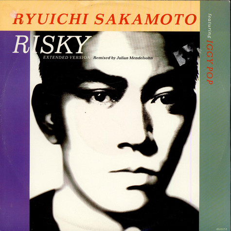 Ryuichi Sakamoto Featuring Iggy Pop - Risky (Extended Version)