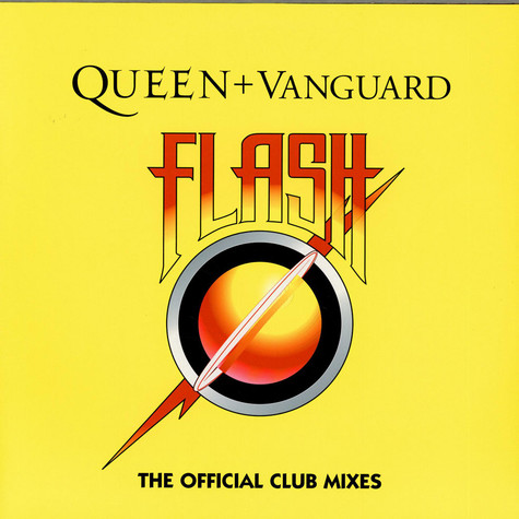 Queen + Vanguard - Flash (The Official Club Mixes)