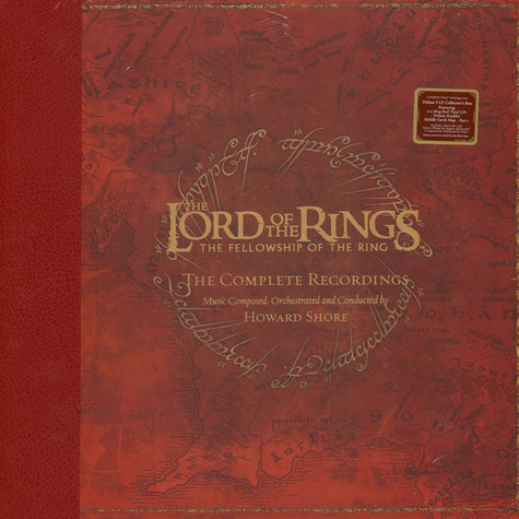 Howard Shore - OST The Lord Of The Rings: Fellowship Of The Ring