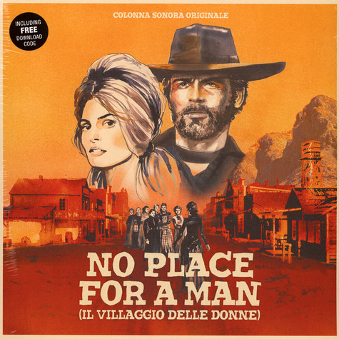 Mondo Sangue - OST No Place For A Man (Il Villaggio Delle Donne)