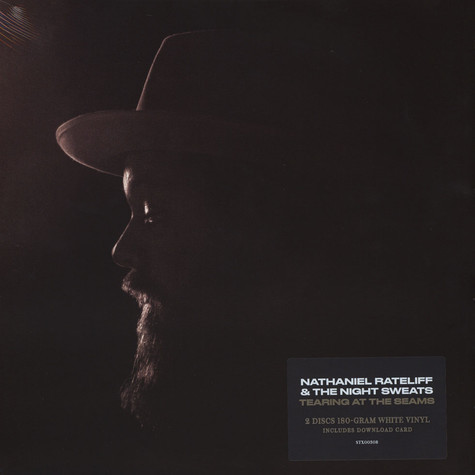 Nathaniel Rateliff & The Night Sweats - Tearing At The Seams Colored Vinyl  Edition