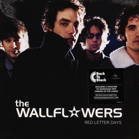 Wallflowers, The - Red Letter Days