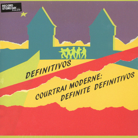 Definitivos - Courtrai Moderne Definite Definitivos