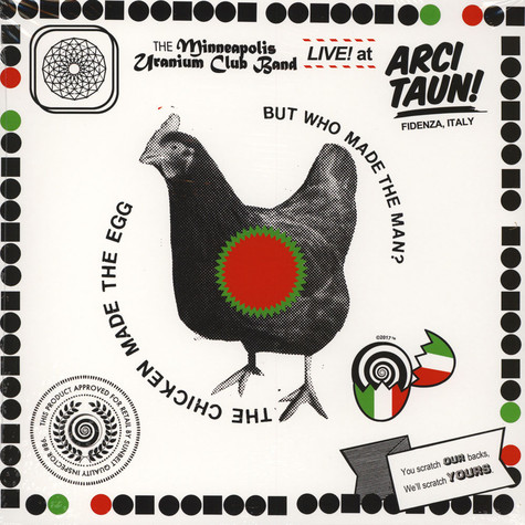 Uranium Club - Live At Arci Taun