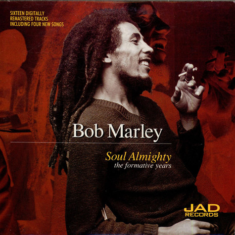 Bob Marley - Soul Almighty - The Formative Years Vol. 1