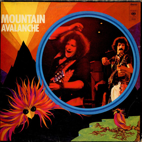 Mountain - Avalanche