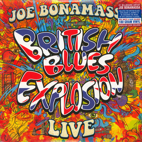 Joe Bonamassa - British Blues Explosion Live Deluxe Edition