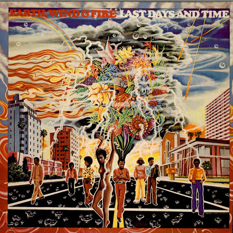 EarthWind & Fire - Last Days And Time