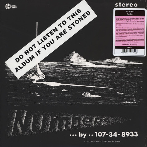 107-34-8933 - Numbers