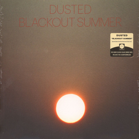 Dusted - Blackout Summer