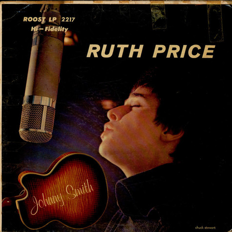 Ruth Price Sings With Johnny Smith Quartet - Ruth Price Sings With The Johnny Smith Quartet