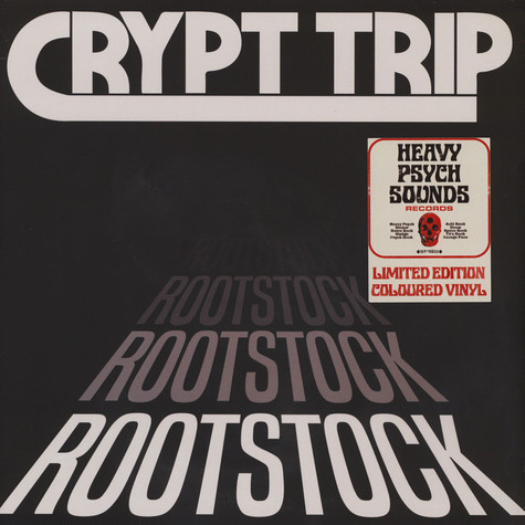 Crypt Trip - Rootstock Clear Vinyl Edition