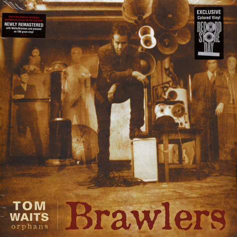Tom Waits - Brawlers - Remastered-RSD Edition