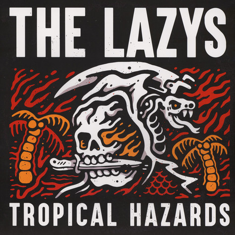 Lazys, The - Tropical Hazards Red Vinyl Edition