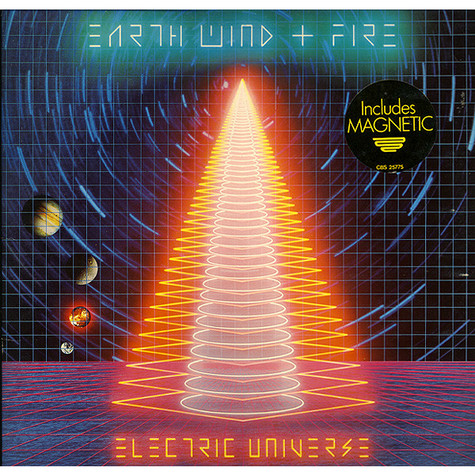 EarthWind & Fire - Electric Universe