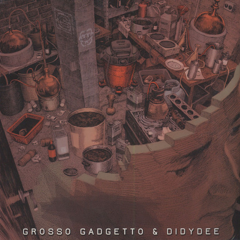 Grosso Gadgetto&Didydee - Self Produced