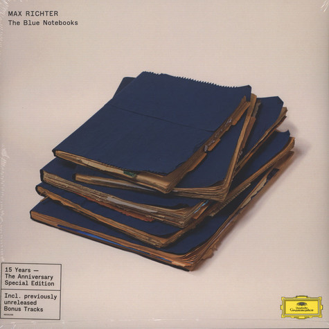 Max Richter - The Blue Notebooks - 15 Years