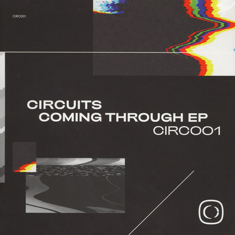 Circuits - Coming Through EP White Vinyl Edition