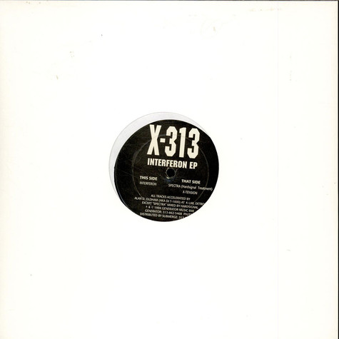 X-313 - Interferon EP