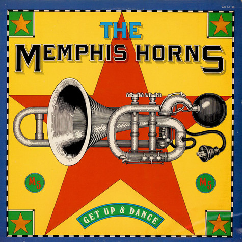 The Memphis Horns - Get Up & Dance