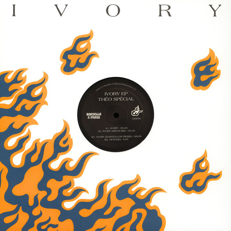 Theo Special - Ivory EP