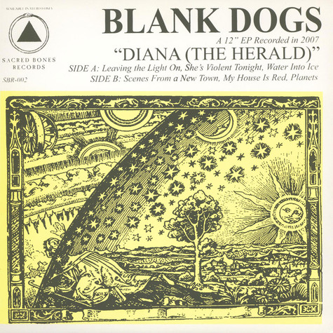 Blank Dogs - Diana (The Herald)