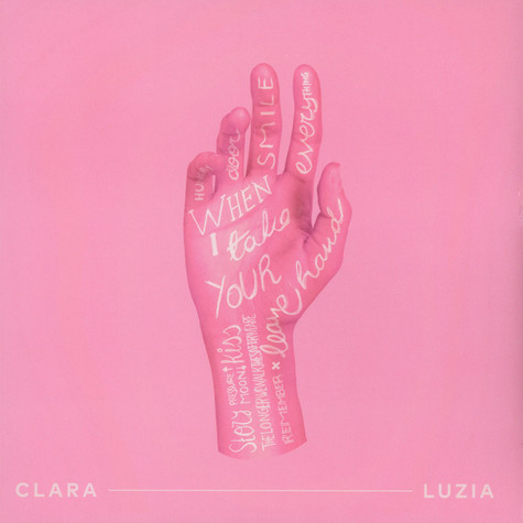 Clara Luzia - When I Take Your Hand