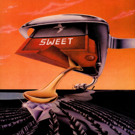 Sweet, The - Off The Record