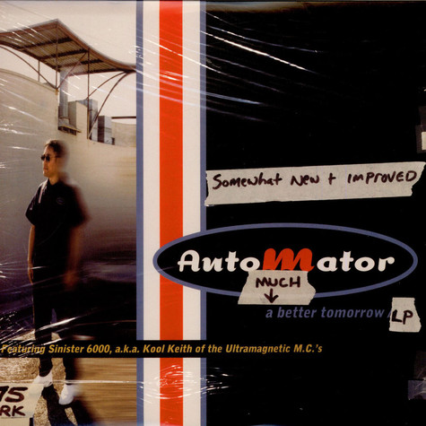Dan The Automator - A Much Better Tomorrow