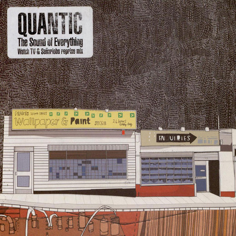Quantic - The Sound Of Everything