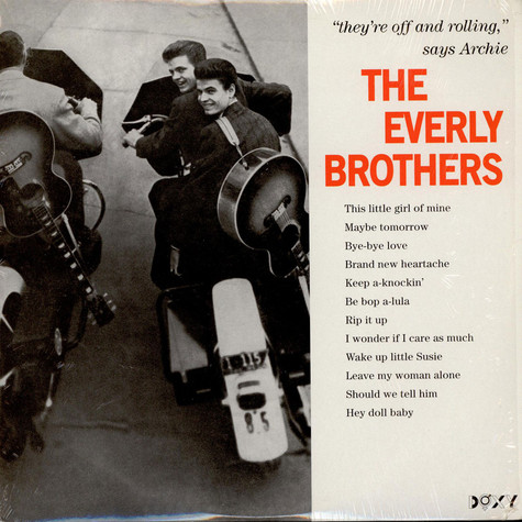 Everly Brothers, The - The Everly Brothers